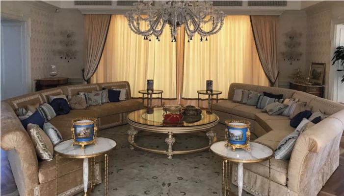 dima villa privata astana